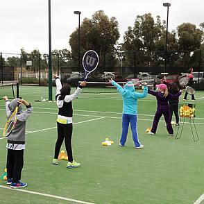 Contact Vassallo Tennis
